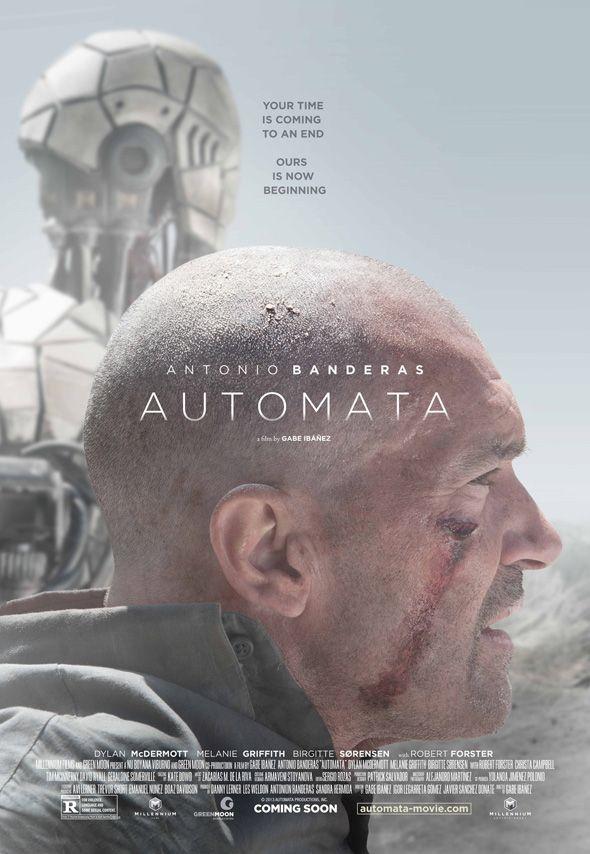 Cartelicos De Automata Filmes De Ficcao Cientifica Filmes