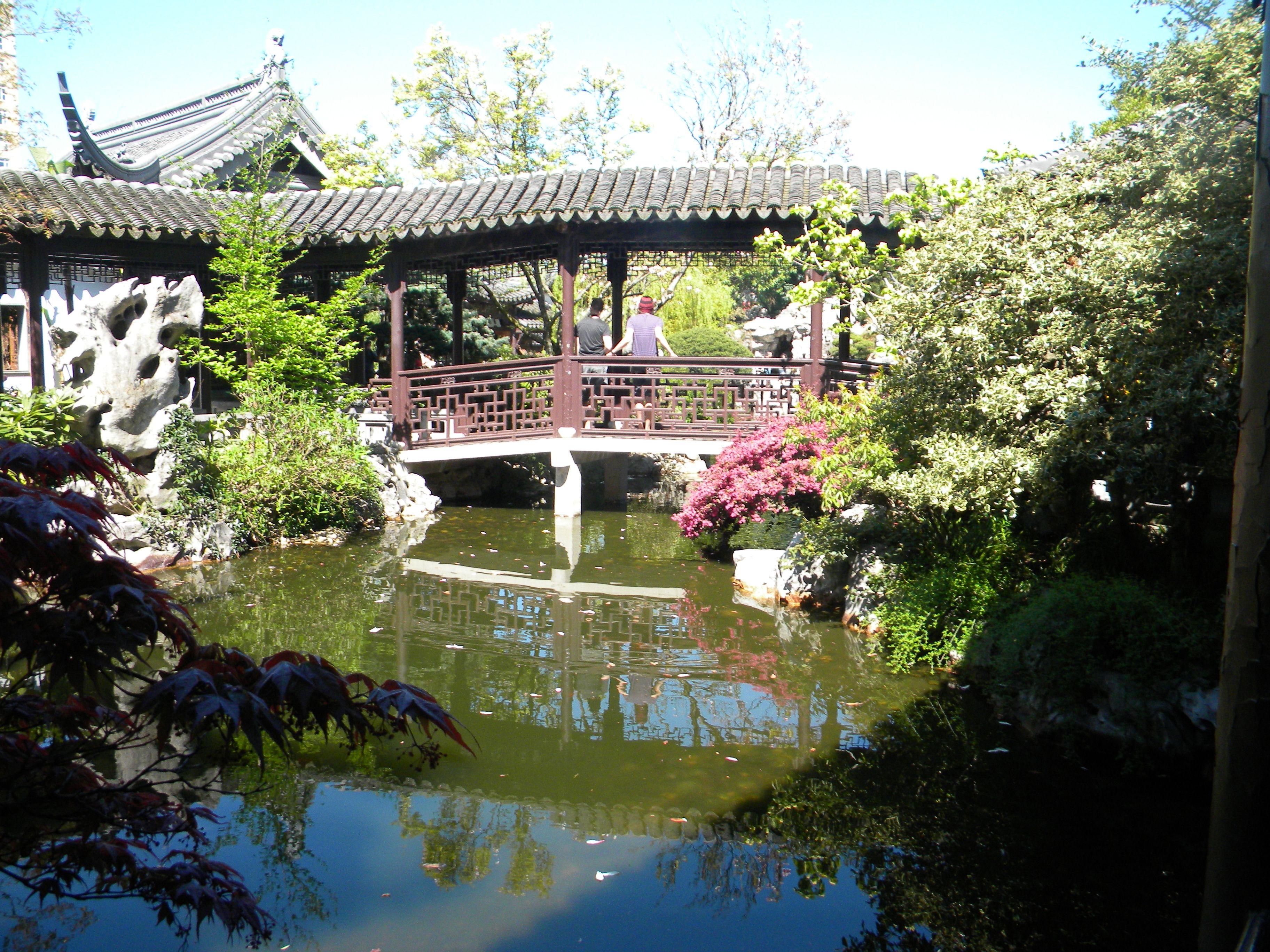 Lan Su Chinese Gardens Portland OR Chinese garden