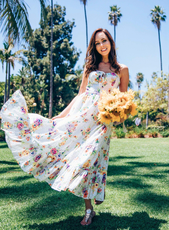 Floral Dresses For A Blooming Summer 2020 Sydne Style Floral Dress Summer Shop Floral Dresses Floral [ 2284 x 1680 Pixel ]