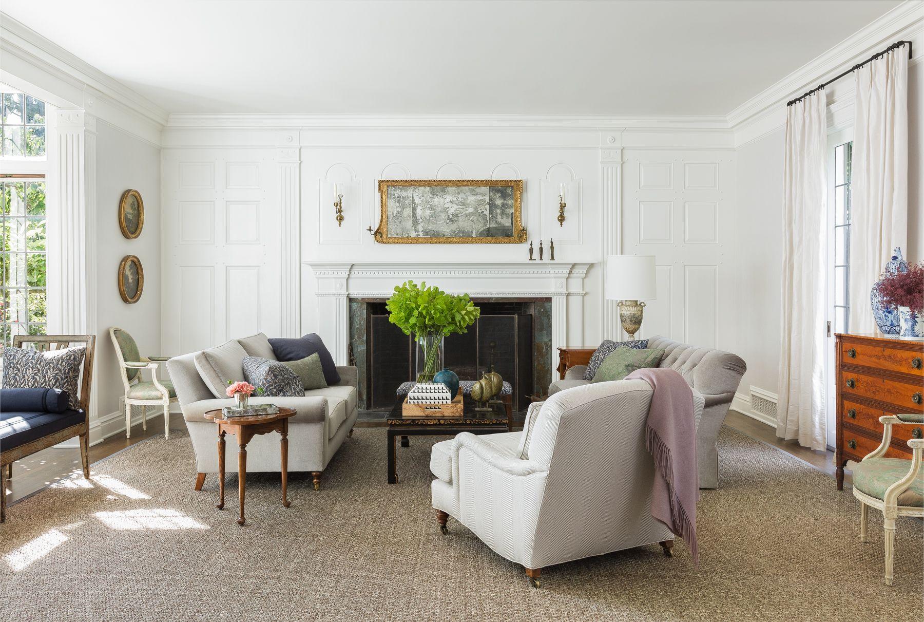 Jennie Gruss Interior Design Inc Seattle Area Residence