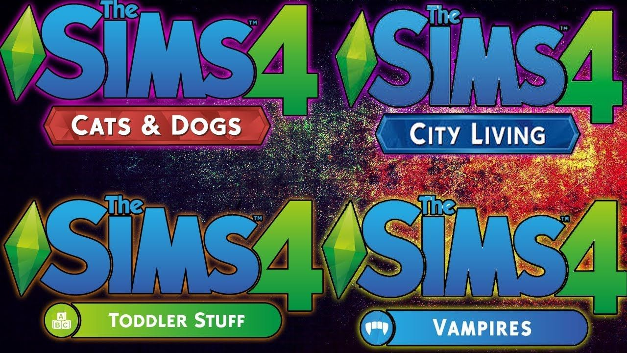 How To Get Stuff Packs For Free Sims 4