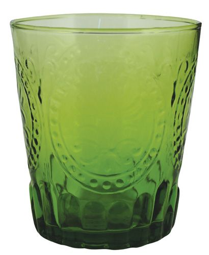 TUMBLER FRENCH DESIGN - GREEN from Jash Living