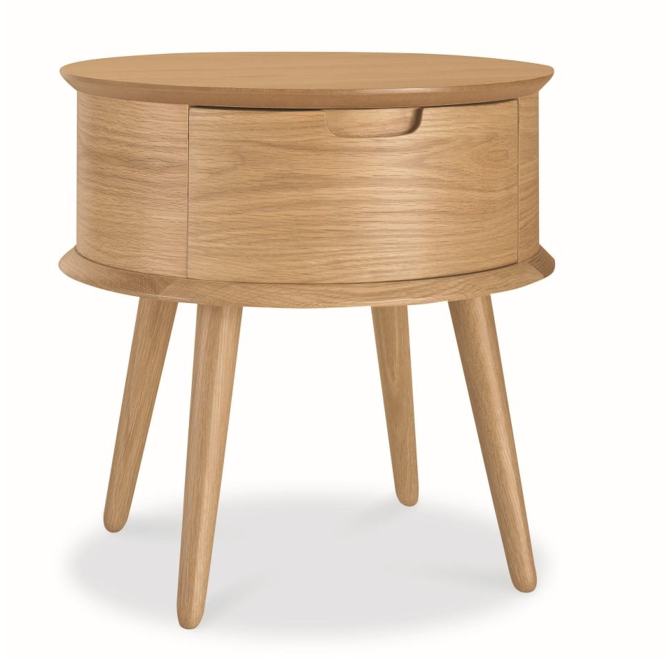 asta_round_side_table_with_shelves.png 960×943 pixels | 家具 ... for Modern Bedside Table Png  181obs