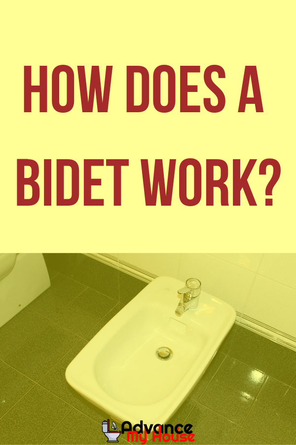How Does A Bidet Toilet Seat Work With Images Bidet Toilet