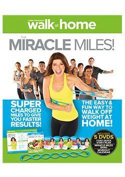 Miracle Miles Leslie Sansone Miracle Mile Heath And Fitness