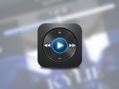 Remote app icon by nepst3r deviantart com on @deviantART