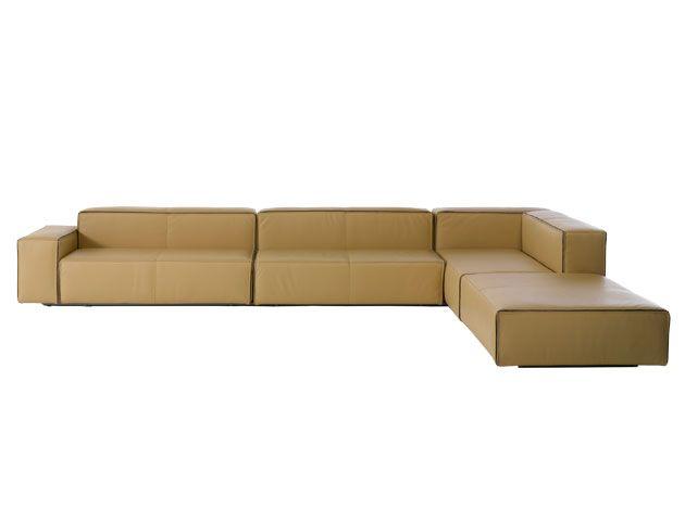 Zip Couch - Rodolfo Dordoni - Matteo Grassi (1) | Couch ...
