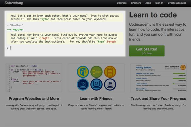 Codecademy Learn To Code Learn To Code Coding Programming Classes