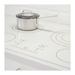 Bridge Element and GE PP9830TJWW 30 Inch Smoothtop Electric Cooktop with 4 Burners 3-Speed Downdraft Exhaust System 9//6 Inch Power Boil