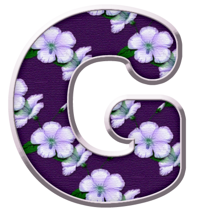 Pin By Faith Detweiler On L N Flowers Same Shape Of Letter Letters And Numbers Alphabet Purple