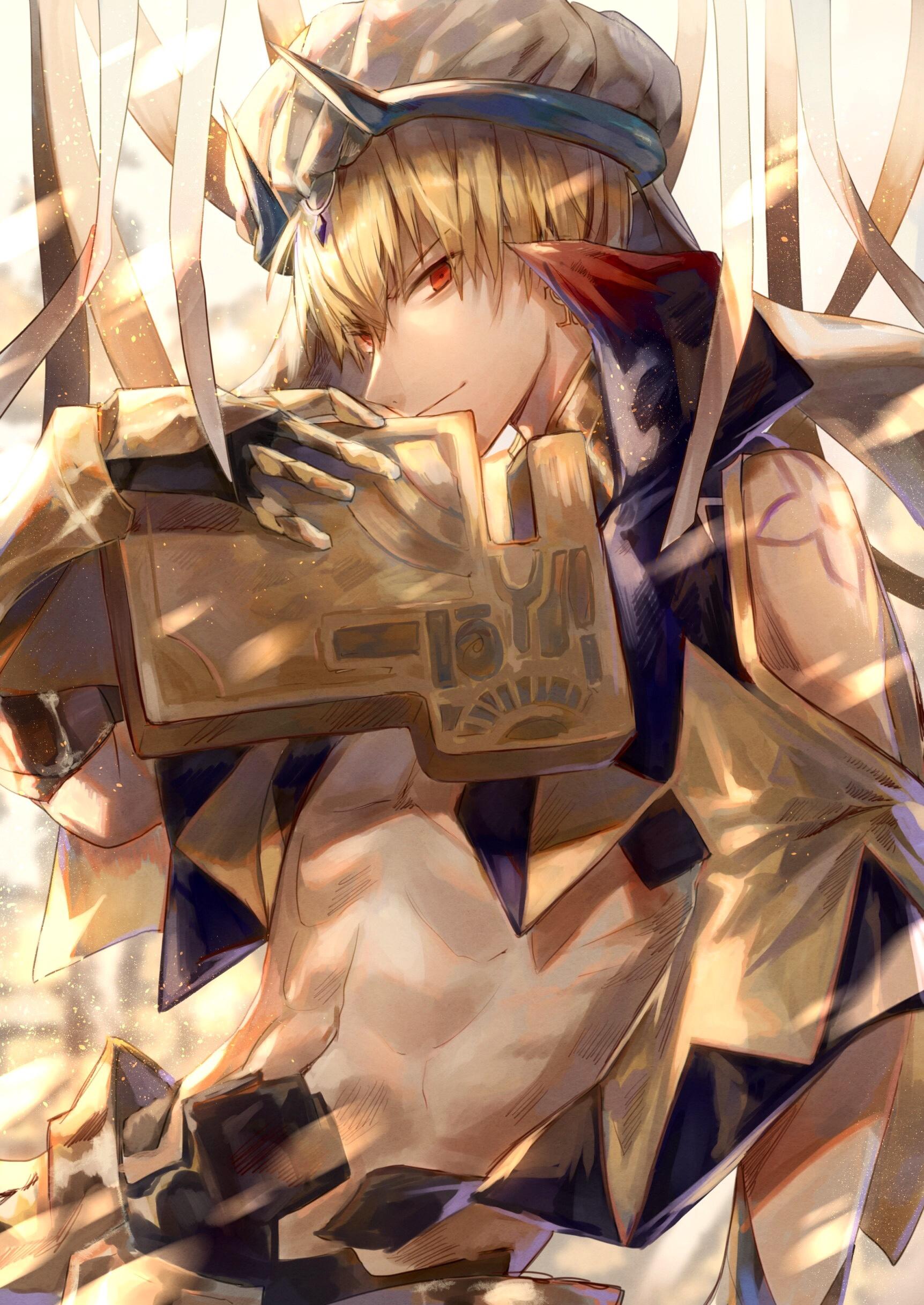 Gilgamesh Caster Fate Gilgamesh Gilgamesh Fate Anime Fan Art