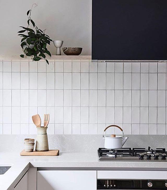 Modernist x Minimalist kitchen details by @bicker_design