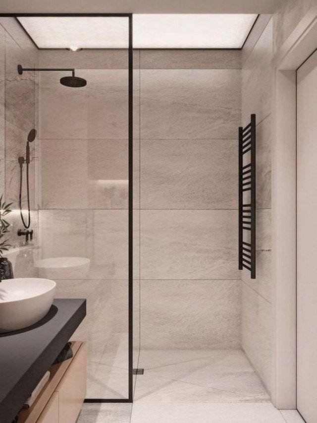 Pin Von Domi Auf Hauser In 2020 Badezimmer Einrichtung Modernes Badezimmerdesign Badezimmer Dusche Fliesen