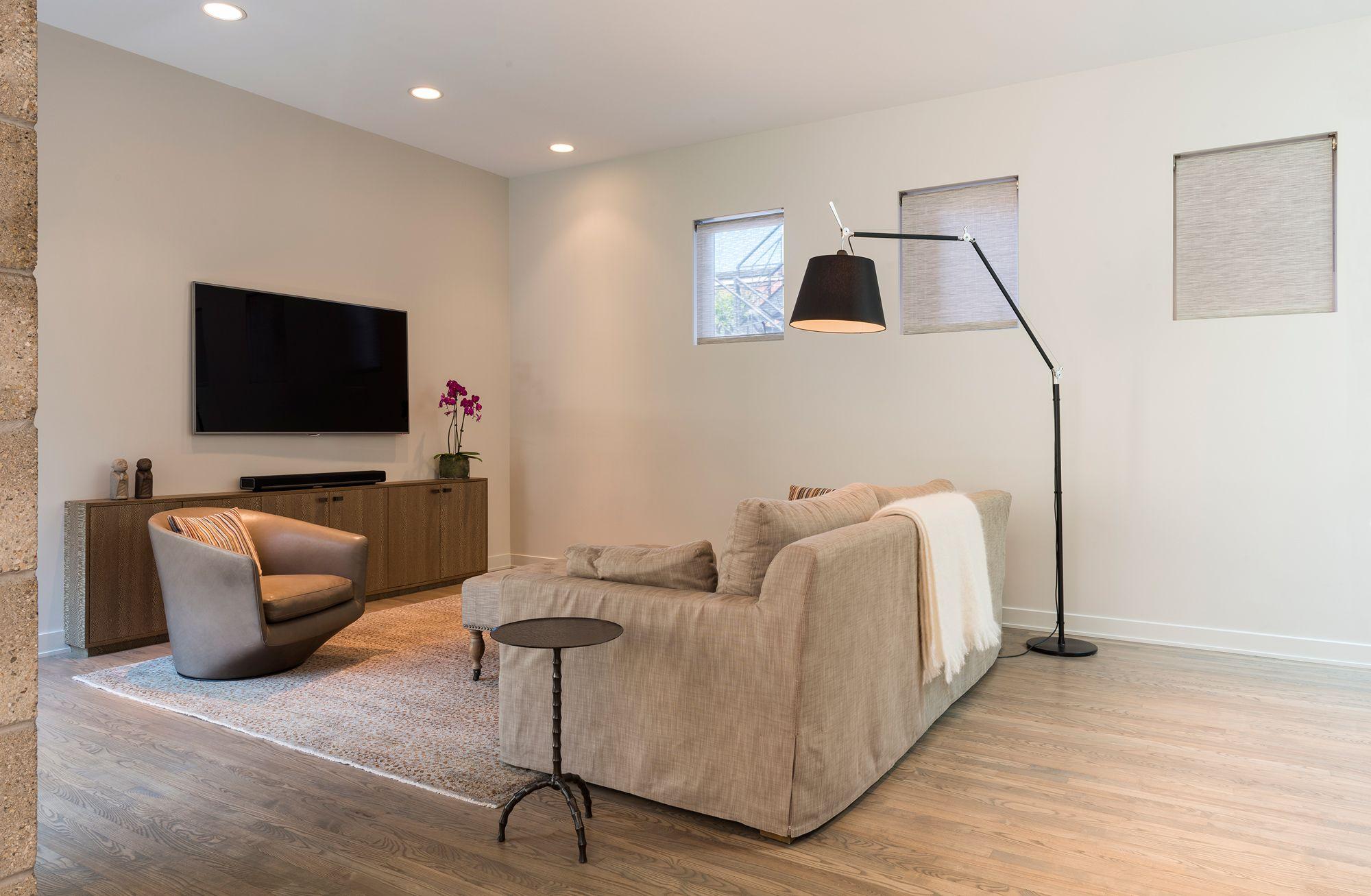Tolomeo Mega Floor Lamp by Artemide Interior Design Kim Stiffle