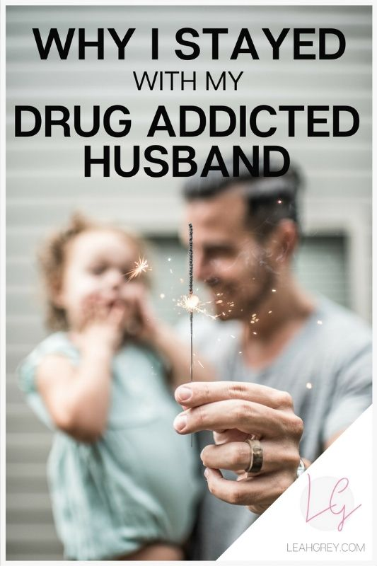 Daughter dating a drug addict