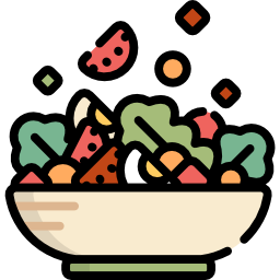 Salad Free Vector Icons Designed By Freepik In Food Icon Png Food Icons Free Icons