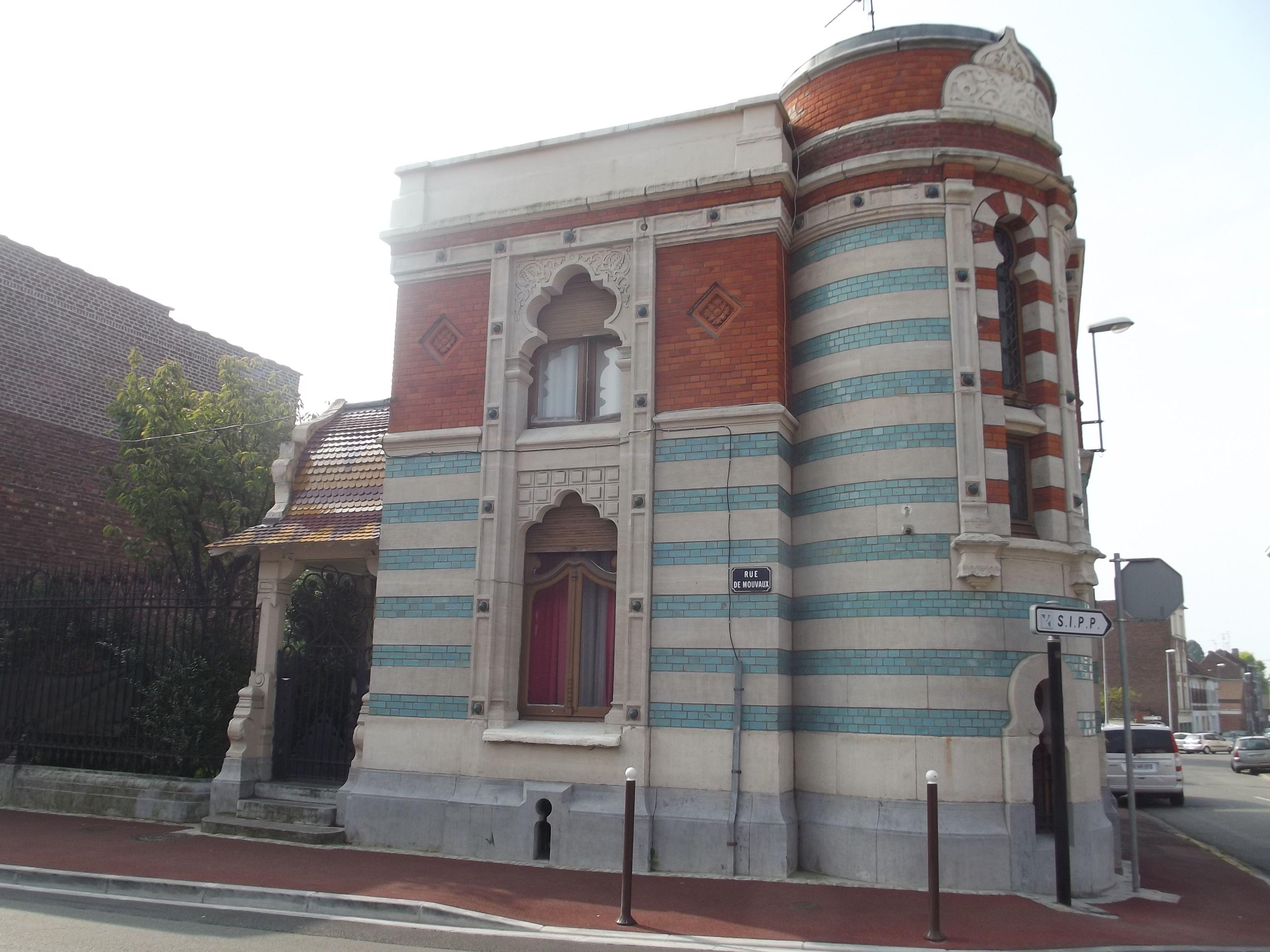 Palais du congo ou ch teau vaissier 2 rue de mouvaux tourcoing recommandations pour zaza - Le roi du matelas tourcoing ...