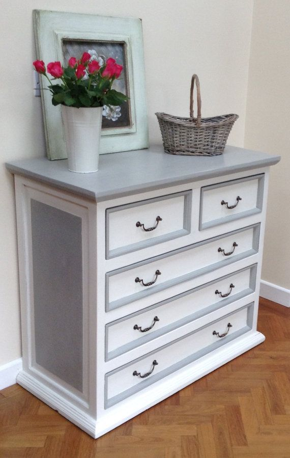 On Pinterest Cream Chests Decoupage Furniture And Decoupage Dresser