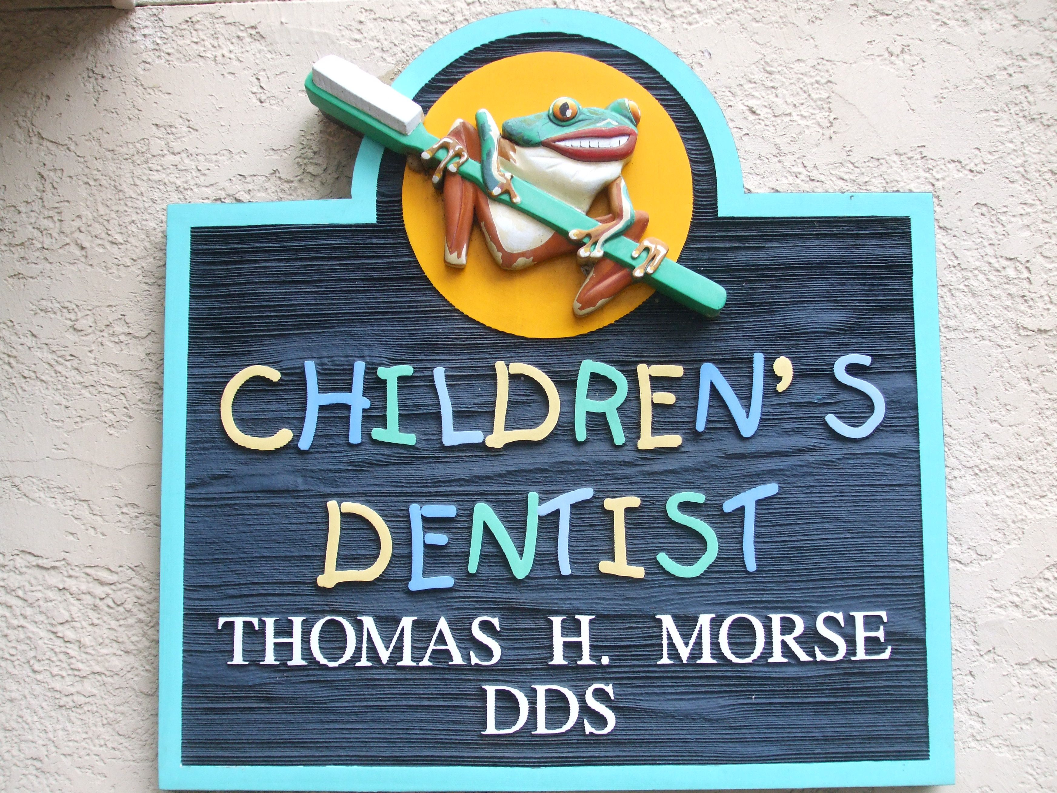 Welcome to our office. AtChilden\'s Dentistry Seaside we create ...
