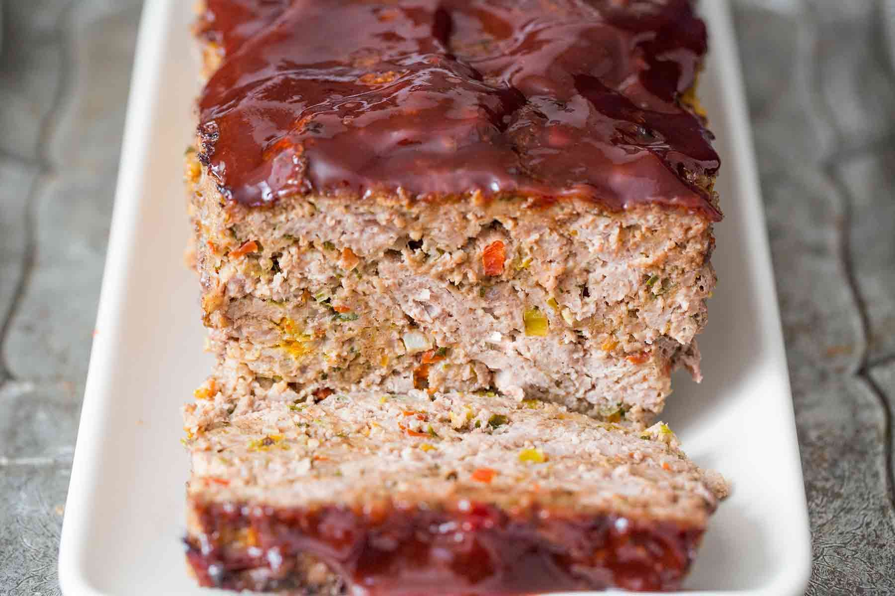 Moroccan Meatloaf Recipe Meatloaf Simply Recipes Moroccan Cuisine
