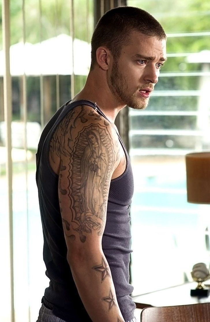 Remember His Tattooed Look In Alpha Dog Alpha Dog Celebrities Male Justin Timberlake