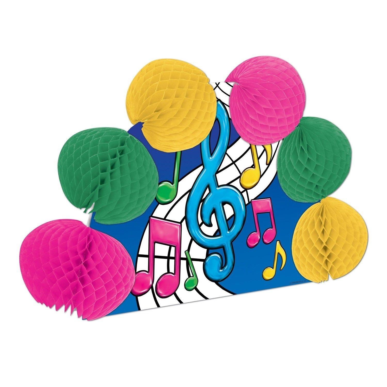 Multi-Color Musical Notes Fanci-Fetti Confetti
