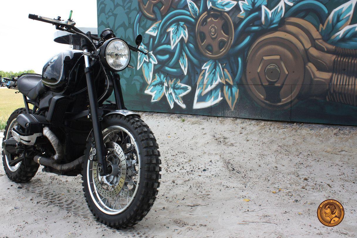 Bmw r850r scrambler caf racer barn built bikes