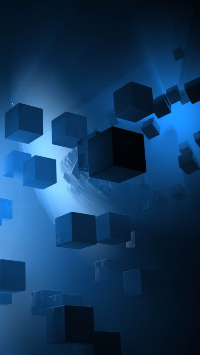 Cubes Abstract Top Iphone Wallpapers Iphone 5s Wallpaper 3d Wallpaper Iphone