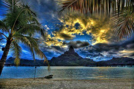 Polinesia francese, Bora Bora