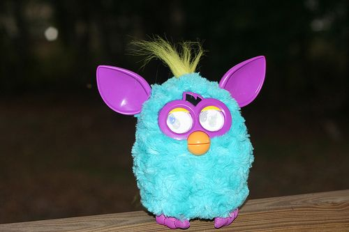 Another Furby... - http://www.tutorfrog.com/another-furby/  #Toys #cooltoys