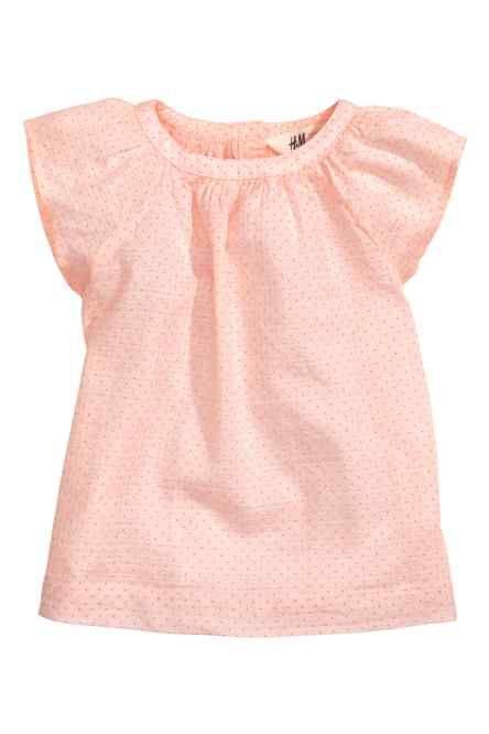 Camisa en algodón estampado | Ropa, Paño, Moda para niñas