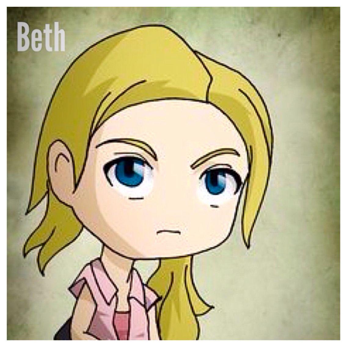 Beth TWD