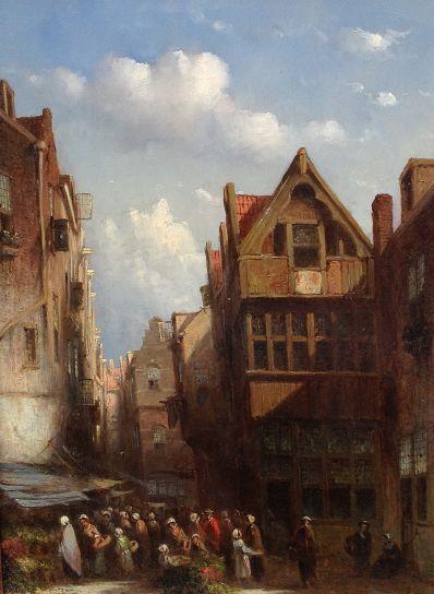 PG Vertin, Kunstschilder @ Galerie Wijdemeren Breukeleveen