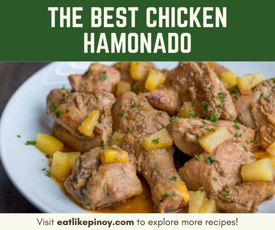 Pin On Pinoy Chicken Recipes