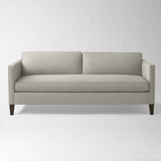 Dunham Down Filled Sofa Box Cushion West Elm Sofa Sofa