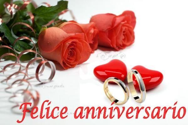 Auguri Di Anniversario Di Matrimonio