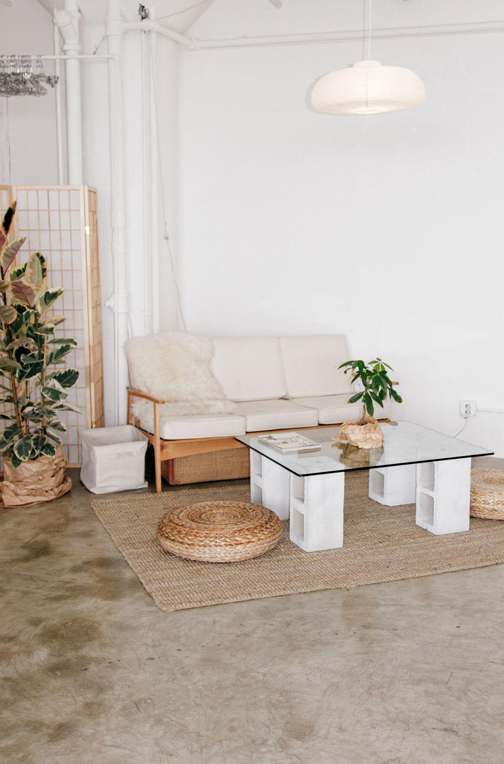 Shaina mote studio home pinterest concrete table diy concrete