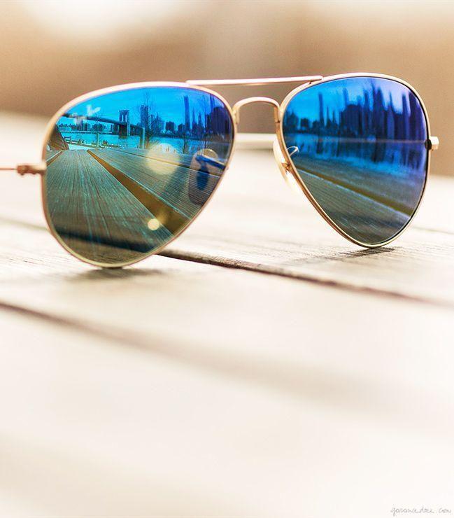 f2c78d77d8494 Mirrored shades Ray Ban Aviador, Óculos Feminino, Oculos De Sol, Roupas,  Óculos