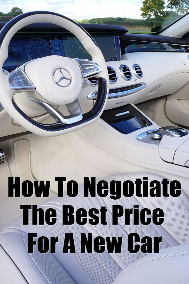 5 Tips for Negotiating the Price of a New Car Used cars