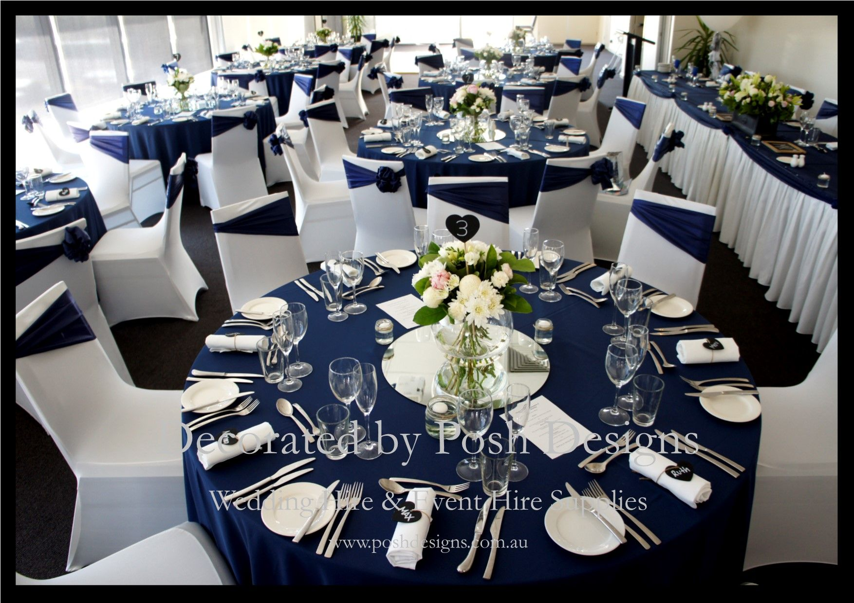 Royal Blue And White Wedding Theme Google Search My Day