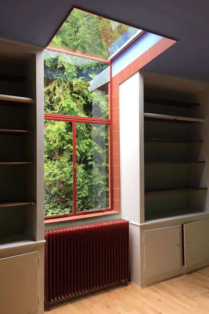 Drachmann Arkitekter Poul Henningsens Private House Restoration Med Billeder Arkitektur Husdesign Home Fashion