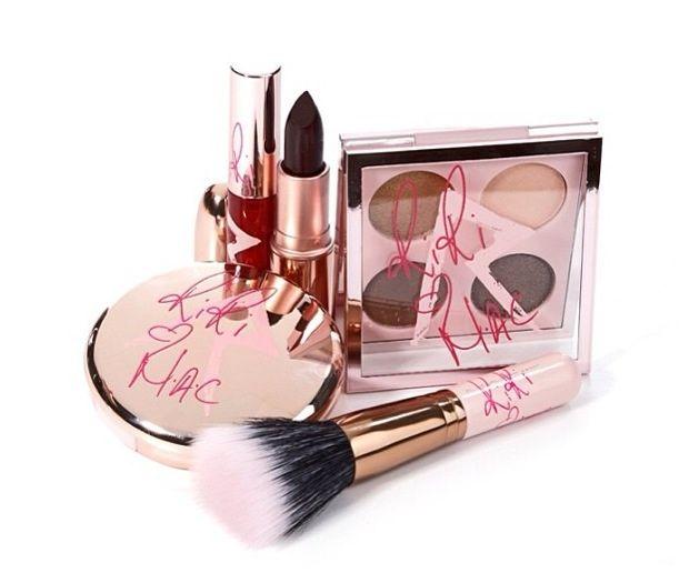 NEWS, PHOTOS: Preview MAC Cosmetics / Rihanna Partnership: Ri Ri Woo Lipstick & Makeup Collection 2013