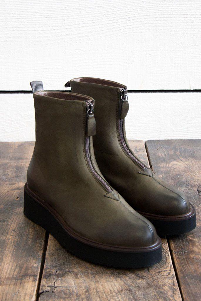 Chaussures - Bottes À La Cheville Patrizia Bonfanti IjB5YFDH