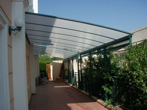 Plastic Patio Covers Polycarbonate Roof Panels Regal Plastics