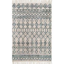 Photo of tappeto benuta a pelo corto Bela beige / blu 230×340 cm – tappeto moderno per soggiorno benuta