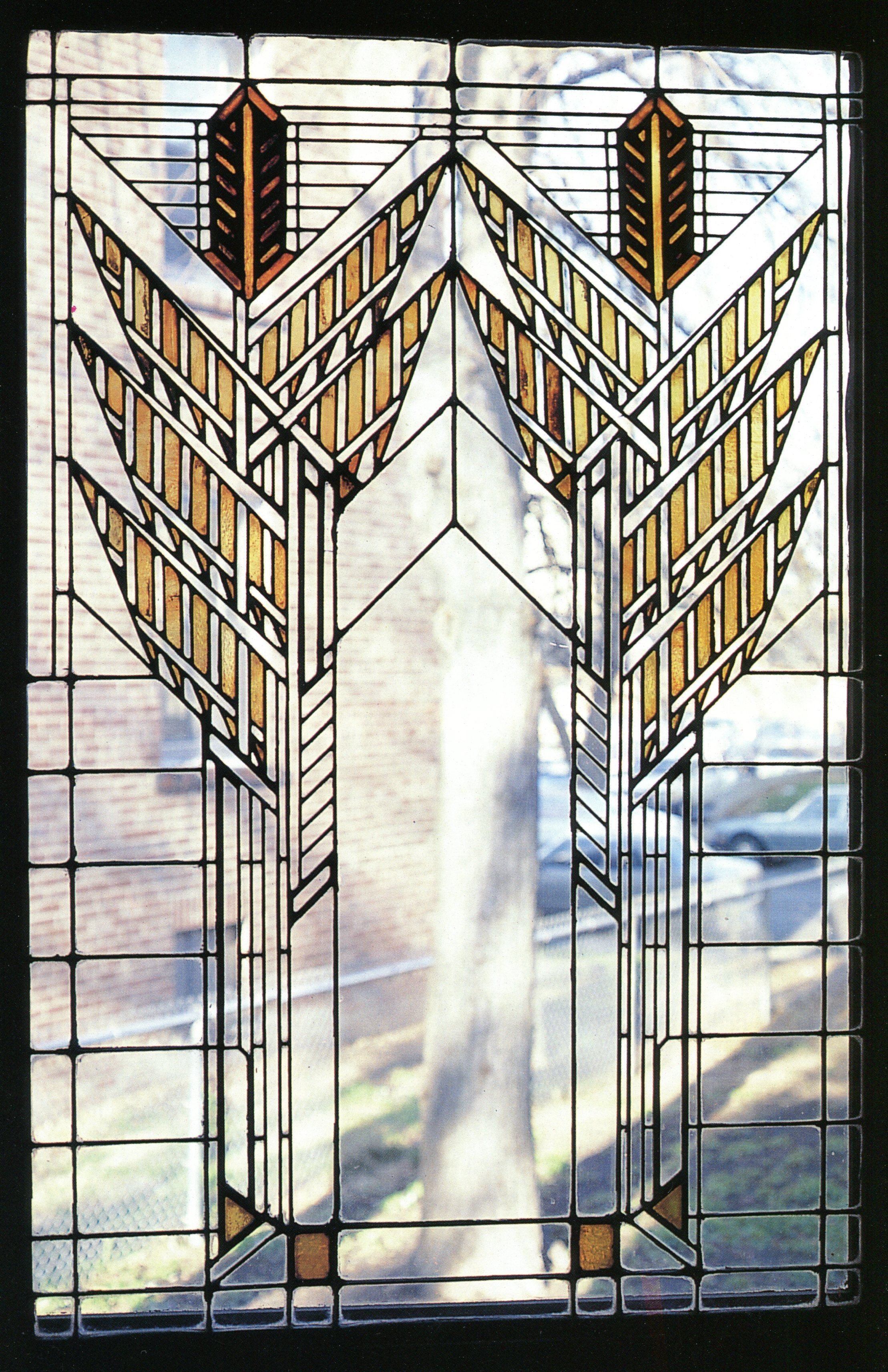 Image Result For Free Frank Lloyd Wright Stained Glass