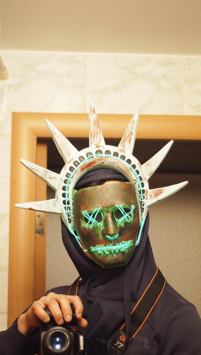 Pin on Halloween Mask Ideas