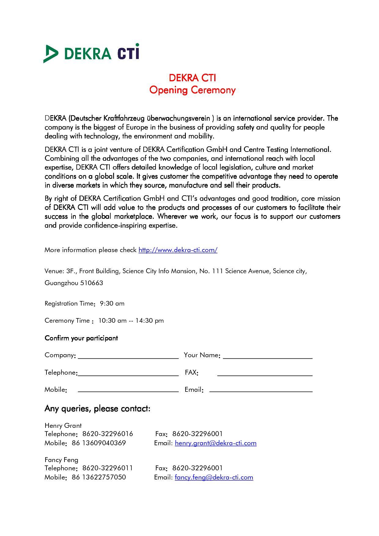 Invitation Letter To Grand Opening Ceremony Invitation