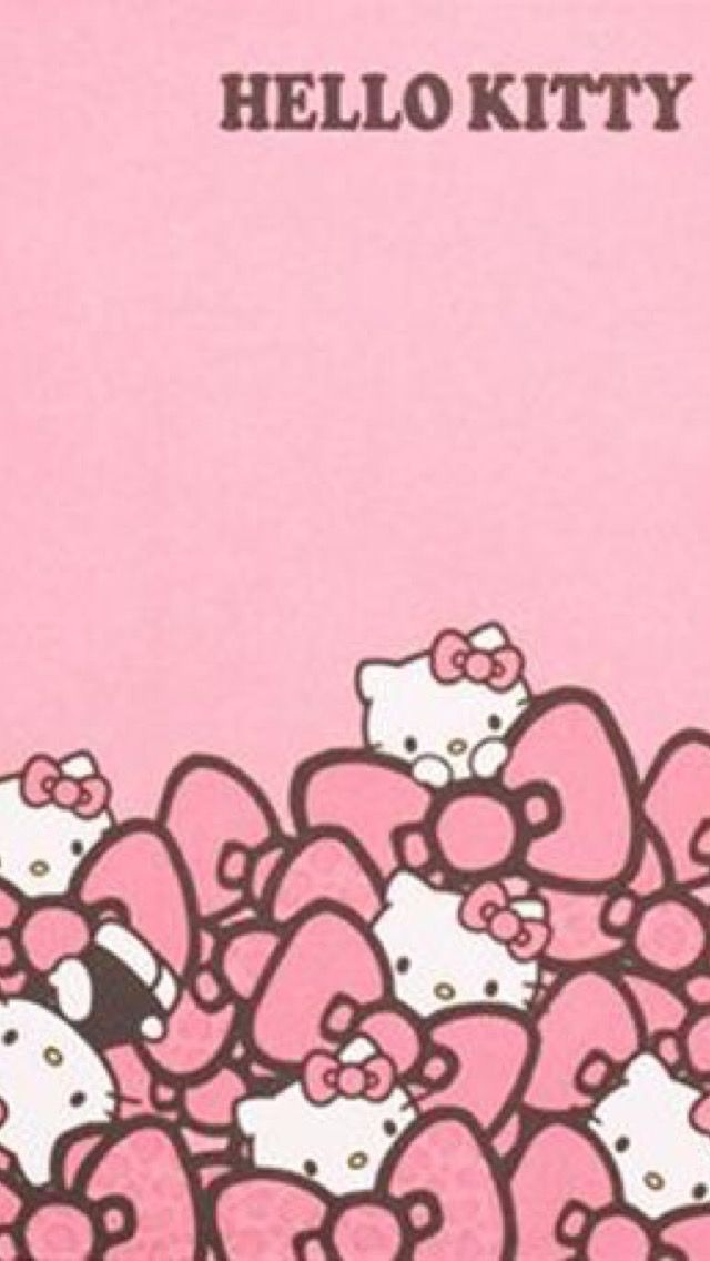 Hello Kitty Wallpaper Size IPhone 5S