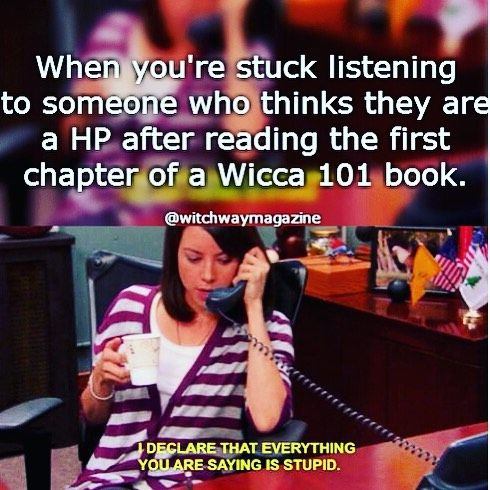 Funny Witch Parks And Rec Meme Http Www Witchwaymagazine Com